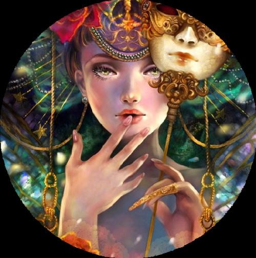 Carnaval visage / 3