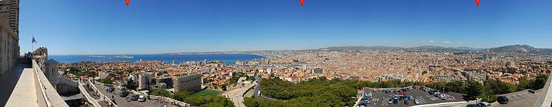 Marseille : Notre-Dame de la Garde