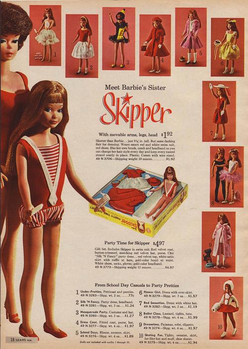 Skipper - 1964, 1967, 1969