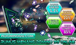 Rumus Menang Domino 99 Online