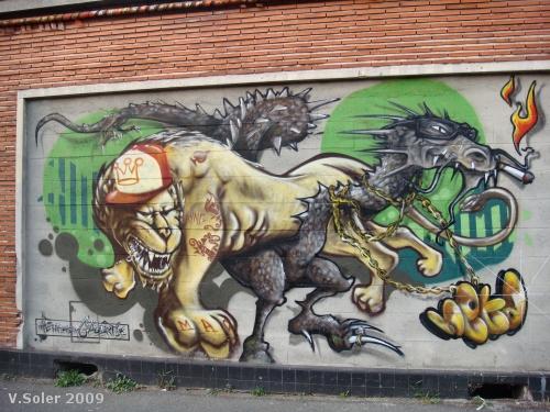 Montreuil art de rue