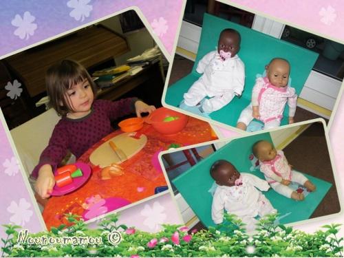 Programme spécial fille avec Clémence