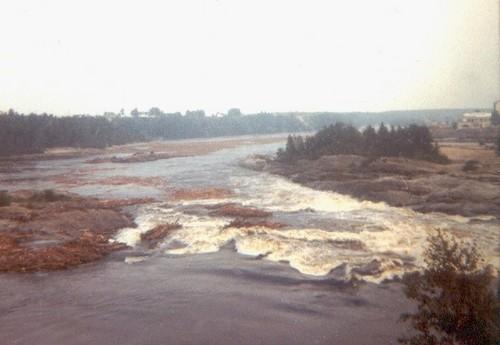 Québec 1967 : Rivière Mistassini