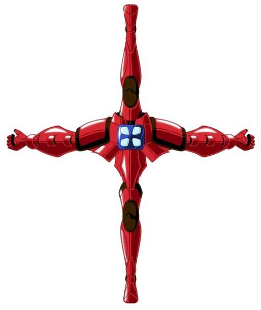 XII - Armure de la Croix du Sud (Crux Cloth)