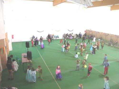 Carnaval des enfants - goûter dansant
