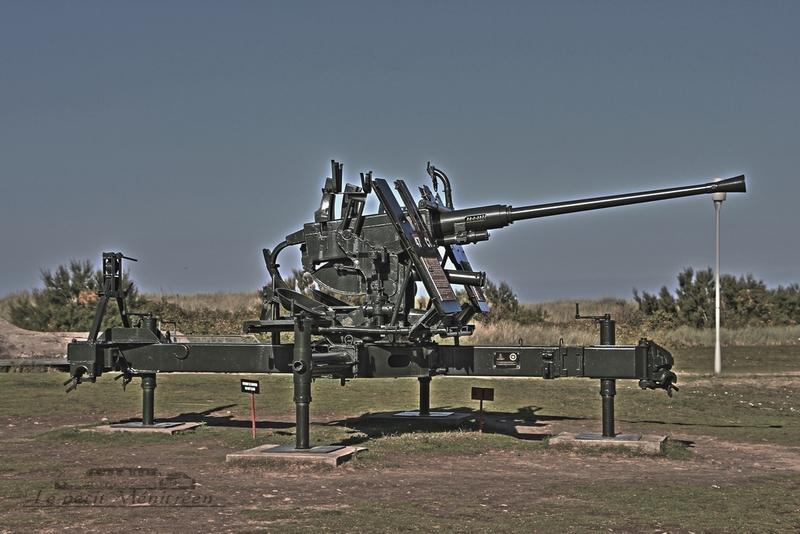 Canon AA boforst (Ouistréham)