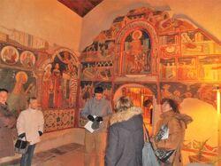 Visite du monastère de Kremikovtsi