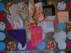 mes foulards