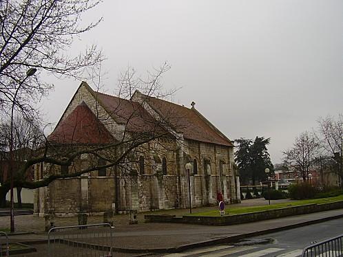 La chapelle romane 002