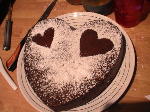 Gâteaux chocolat - banane