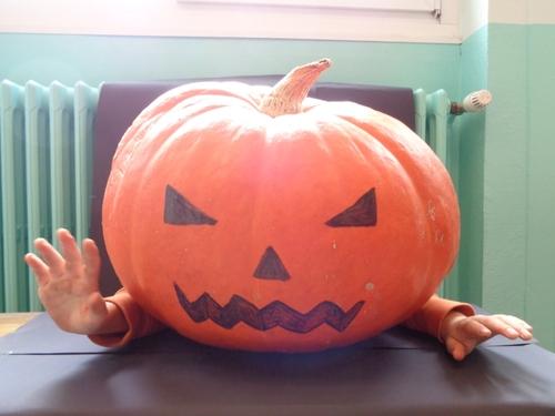 Petit jeu d'Halloween...