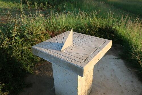 Balade des cadrans solaires