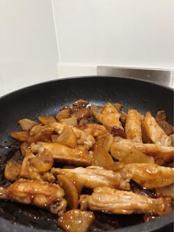 Aile de poulet / recette