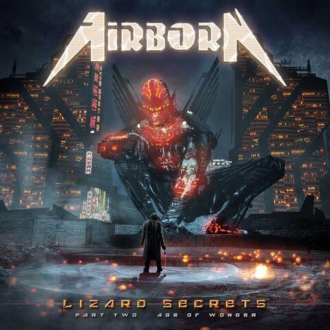 "AIRBORN - ""Scarecrow Days"" Lyric Video"