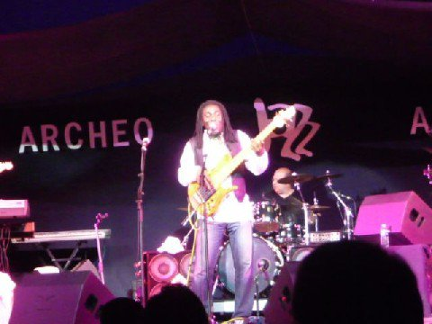 Du 24 au 27 juin 2009, week end Archéo Jazz à Blanville Crevon