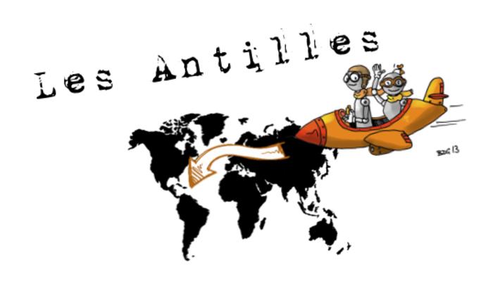 Rallye copie légumes et fruits des Antilles