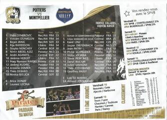 programme SPVB / Montpellier
