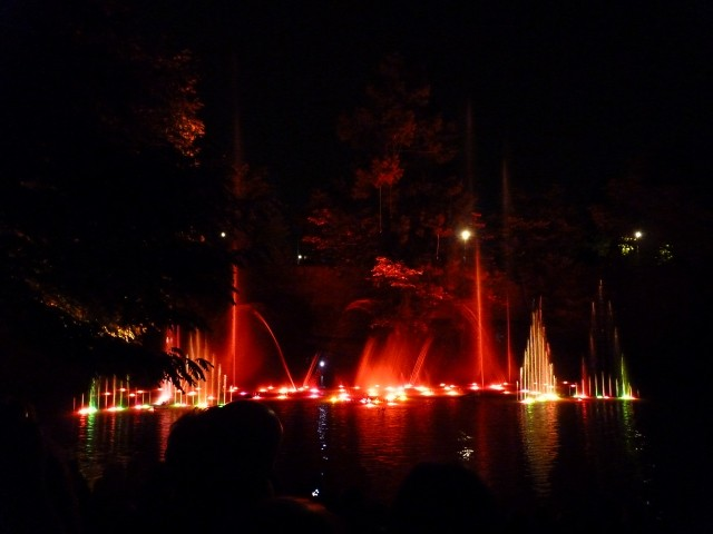 Son et lumière 4 Metz lac des cygnes mp13 2010