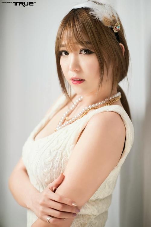 Lee Eun Hye pour Pure Beauty