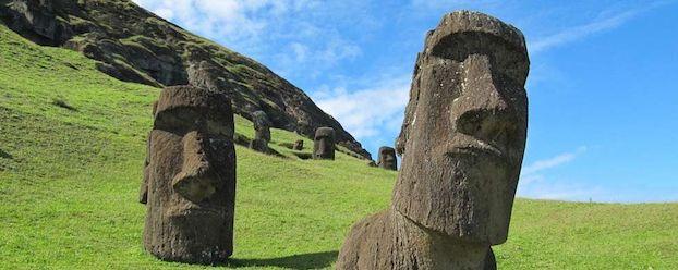 INTERLUDE : Le mystère de l'île de Pâques
