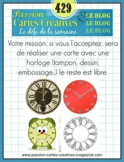 Passion Cartes Créatives #429