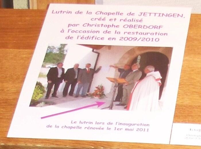 Exposition des Coulisses Villageoises de Jettingen 2013   4ème partie