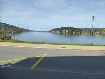 Le Pont (VD) - Lac de Joux