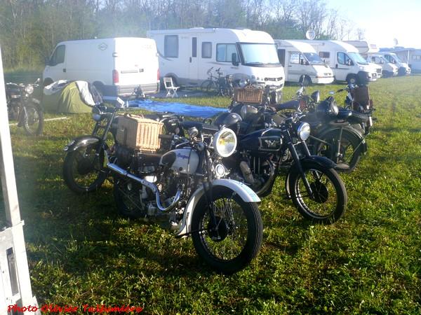 """""""Moto Légende"""" à Prenois..."""