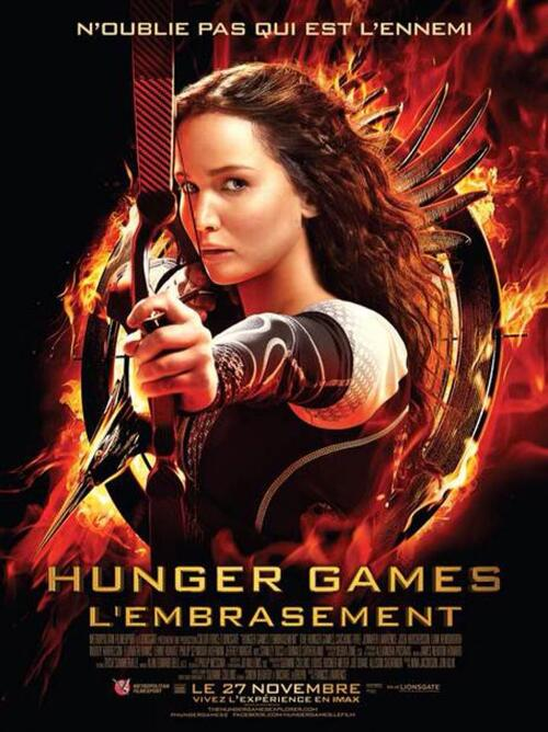 "Bonsoir a l'honneur : "" Hunger Games 2 """