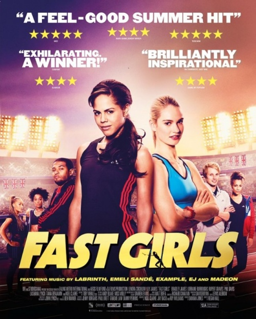 Sortie du DVD Fast Girls