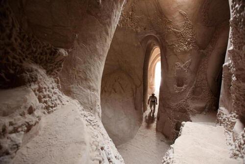 Hand Carved Caverns