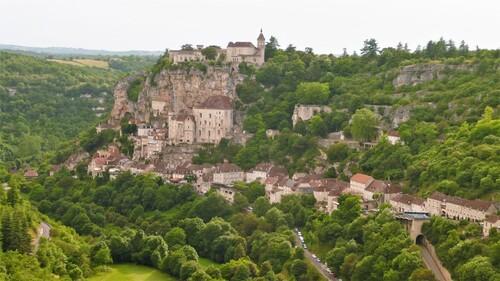 (46) Balades dans le département du Lot, Rocamadour, Autoire, Carennac, Martel.