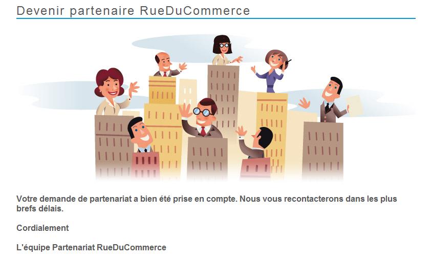 MVM demande RueDuCommerce en mariage !