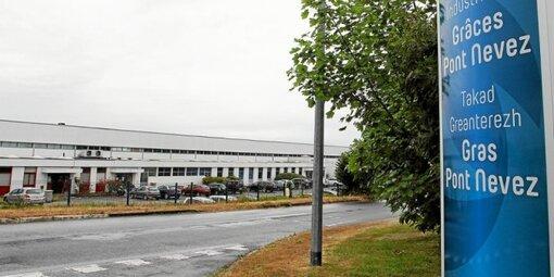 La Coop des masques et ses 40 salariés vont s'installer dans les anciens locaux de CIT-Alacatel à Grâces. Une quarantaine d'entités publiques et privées sont déjà sociétaires de société coopérative d'