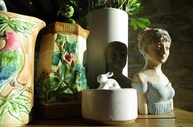 Seeds of Love : Portrait d'Anciens : Bernadette (Jardin Grès)