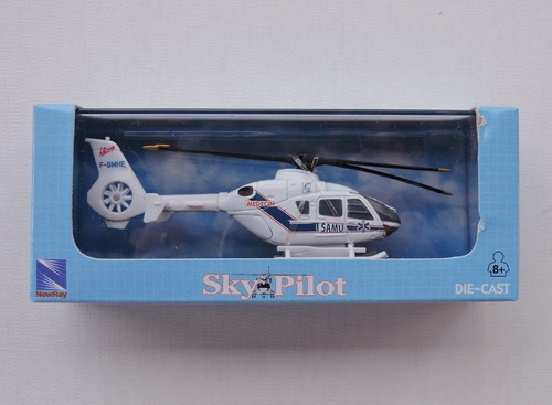 SKY PILOT - EC135 SAMU
