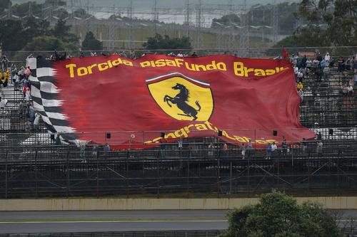 Dernier GP de la saison au Brésil