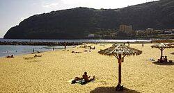 les plus  belle plage  de  madère