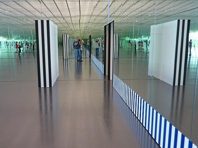 Buren au Centre Pompidou-Metz 18 2011