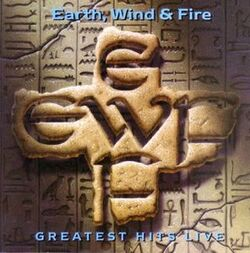 Earth Wind & Fire - Greatest Hits Live - Complete CD