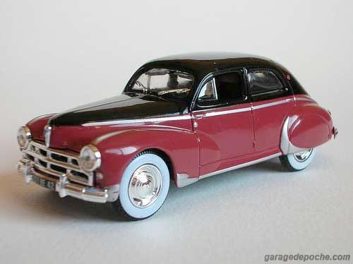 Peugeot 203 berline Darl'Mat 1953