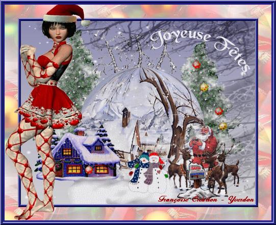 Créations Noël