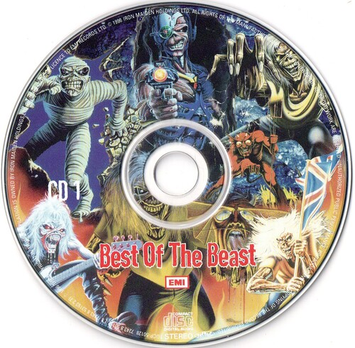 069 Best of the beast