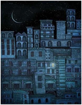 Fenêtres sur nuit ...