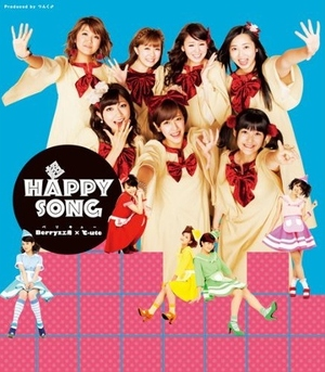 Chou HAPPY SONG  [20.06.2012]