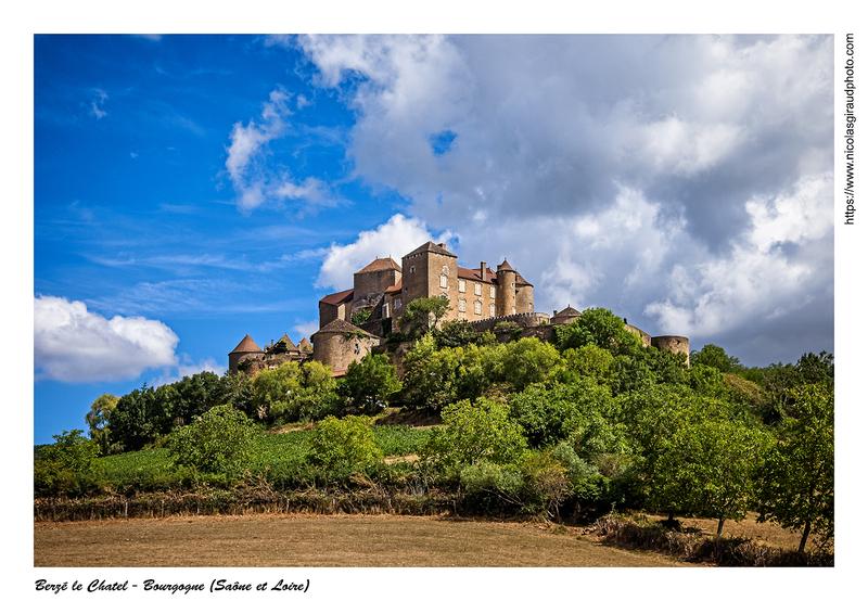 Road trip du Brionnais aux crus de Vergisson-Solutré (Bourgogne)
