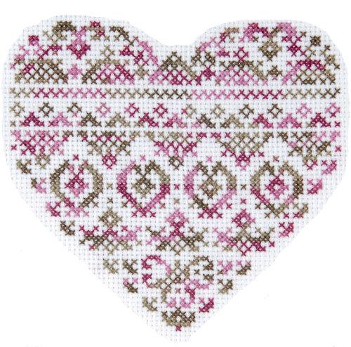 diagramme cœur gratuit chez DMC