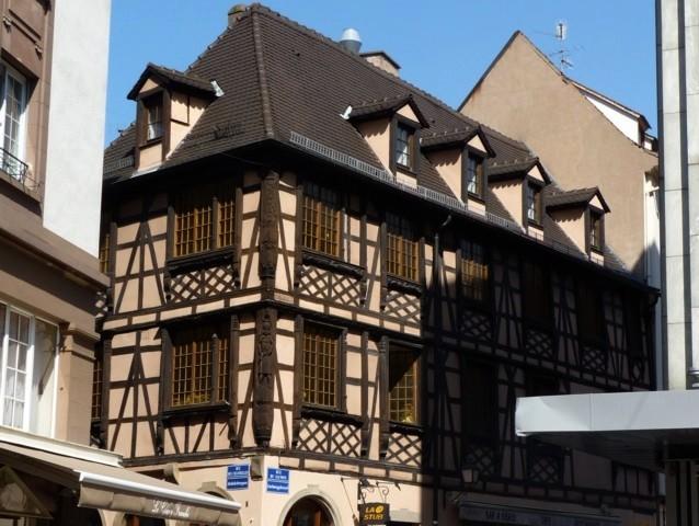 Les Colombages de Strasbourg - mp1357 26