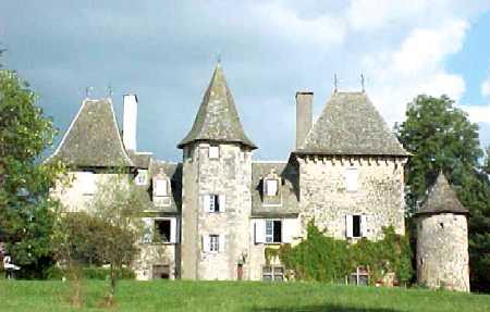 Château Lamartinie à Ytrac