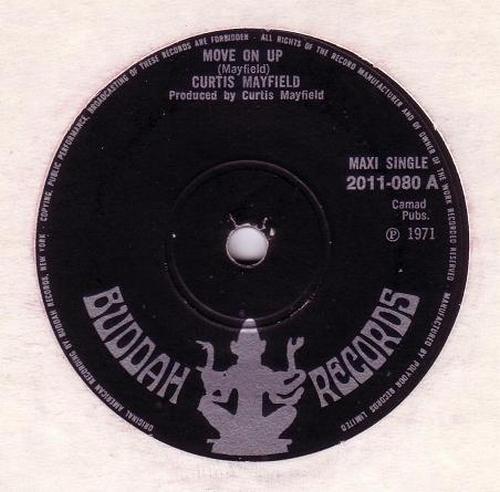 1971 : Single Maxi Buddah Records 2011-080 [ UK ]